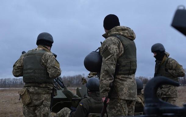 За добу в АТО отримали поранення і травми сім військових