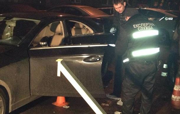 Расстрел авто в Киеве: появились подробности