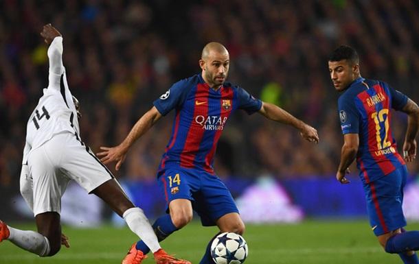 Барселона встановила унікальний рекорд в Лізі чемпіонів