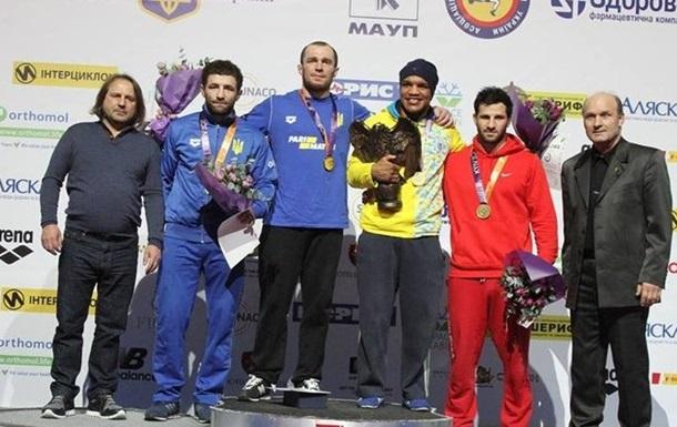 Україна дізналася суперників по Кубку світу з греко-римської боротьби