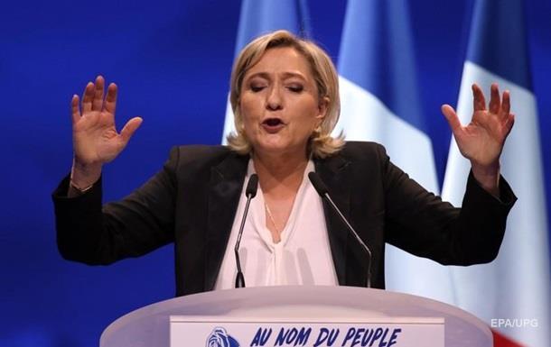 Ле Пен несет наибольший риск для Европы - Credit Suisse