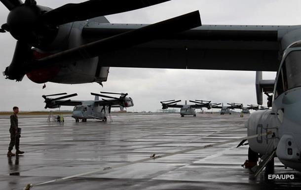 США подвоїли контингент морпіхів для штурму Ракки