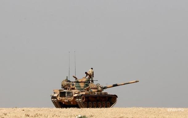 Турецька армія атакувала війська Асада