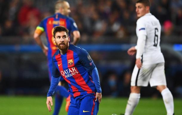 Стало відомо, скільки отримають гравці Барселони за Лігу чемпіонів
