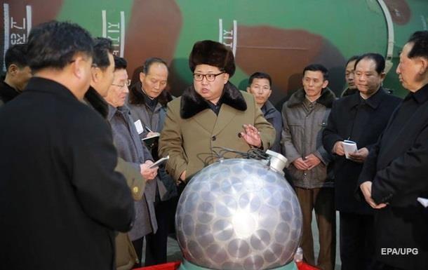 Північна Корея готує шосте ядерне випробування