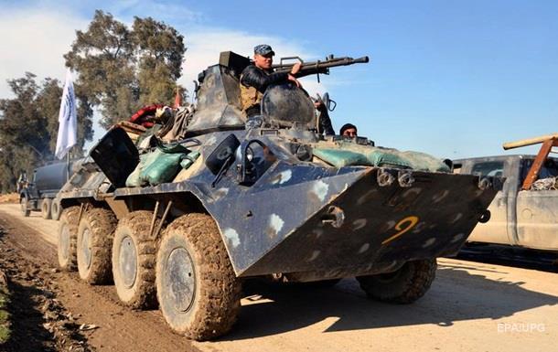 ЗМІ показали бої за іракський Мосул