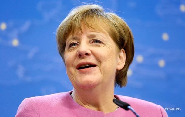 Меркель даст совет Трампу по Украине - СМИ