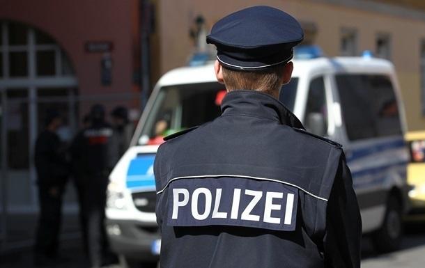 Полиция Германии предотвратила теракт в торговом центре