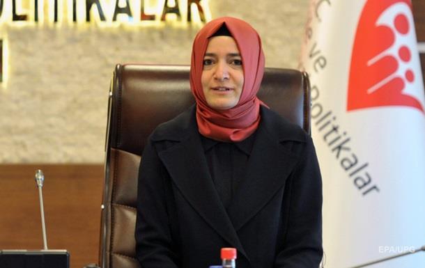 Турецького міністра вислали з Нідерландів до Німеччини