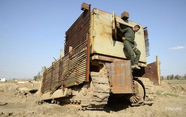 Військові Іраку відбили третину Мосула