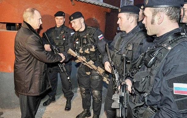 Крымская ловушка для российского спецназа