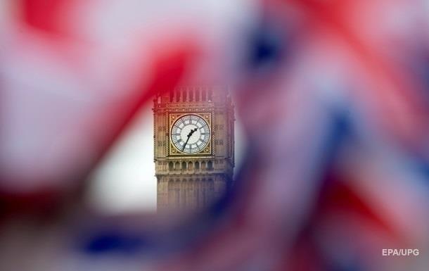Лондон назвав дату виходу Британії з ЄС