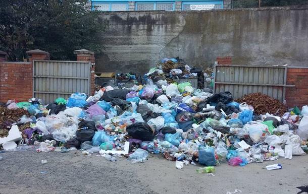 Китайці готові побудувати Львову завод для сміття