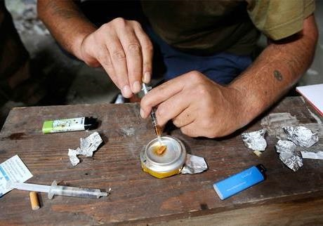 Луганская Наркотическая Республика
