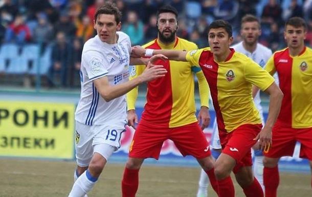 Зірка - Динамо Київ 2: 0 Відео голів та огляд матчу чемпіонату України