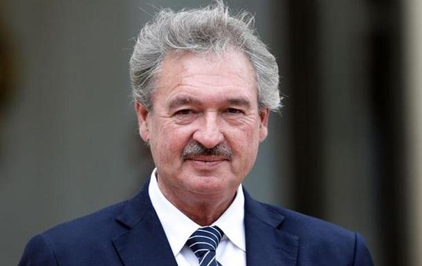 Глава МЗС Люксембургу відвідає зону АТО