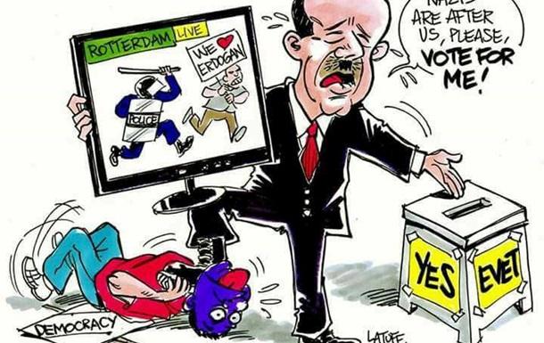 Ердоган проти всіх. Туреччина посварилась з Європою