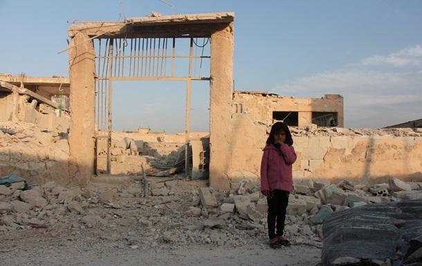 У Сирії за рік загинула рекордна кількість дітей - ООН
