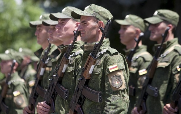 Росія об єднує армію з Південною Осетією