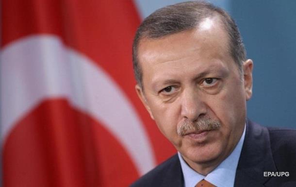 Ердоган звинуватив Меркель у підтримці тероризму