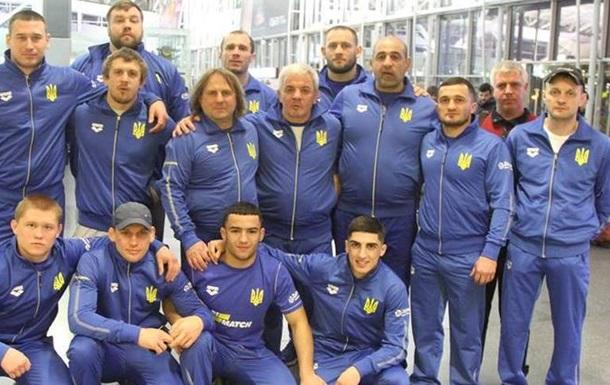 Збірна України з греко-римської боротьби назвала склад на Кубок світу