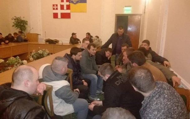 У поліції спростували захоплення Волинської ОДА