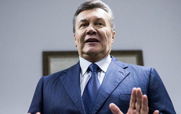 Адвокат розкрив місце проживання Януковича