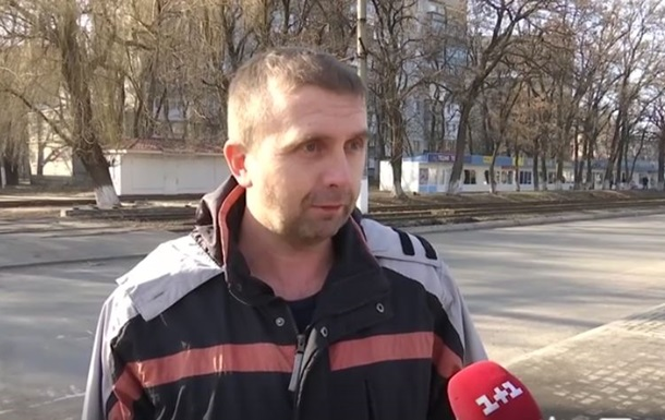 Житель Авдіївки: Українських журналістів тут б ють
