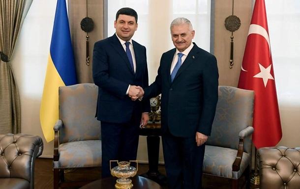 Турция запретила кораблям посещать Крым – Гройсман