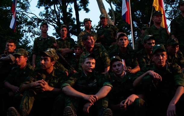 Путін схвалив входження військ Південної Осетії в армію РФ