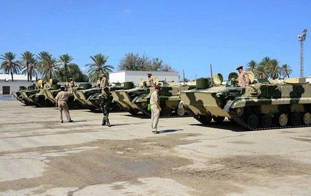 Оппозиция Ливии попросила военной помощи у России