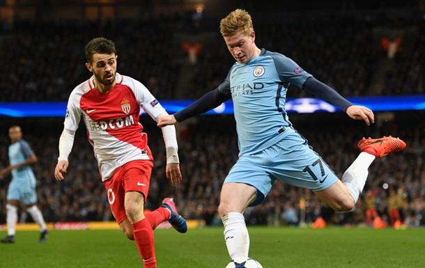 Монако - Манчестер Сити: Прогноз и ставки букмекеров на матч