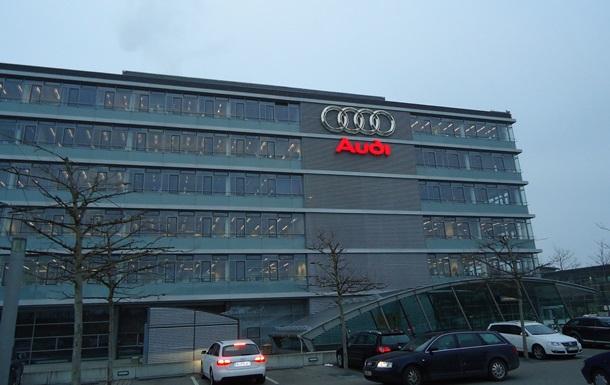 У штаб-квартирі Audi тривають обшуки