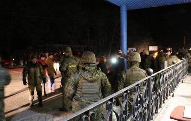Блокаду Донбасса снимет «лесник»