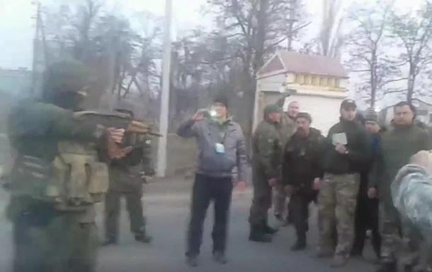 Полиция показала видео новой стычки с блокадчиками
