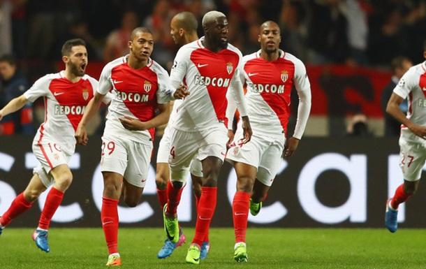 Монако залишив Манчестер Сіті без Ліги чемпіонів