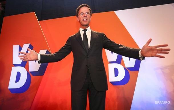 Рютте: Голландія на виборах сказала стоп популізму
