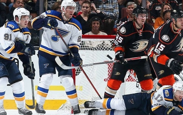 НХЛ: Філадельфія розгромила Піттсбург, Анахайм переграв Сент-Луїс