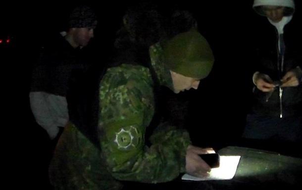 На Донбасі затримані фури зі сміттям зі Львова