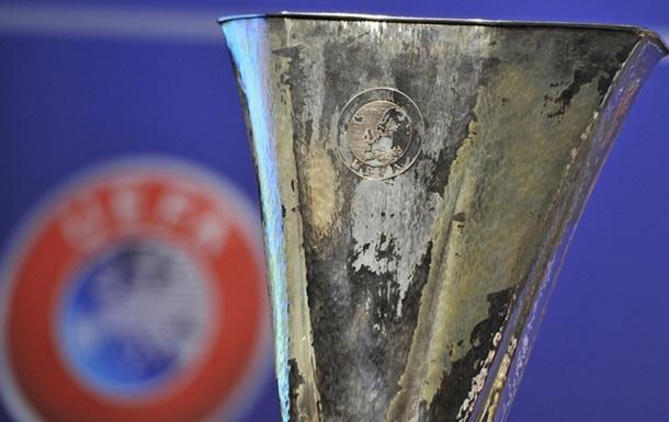Ліга Європи: визначилися всі учасники 1/4 фіналу