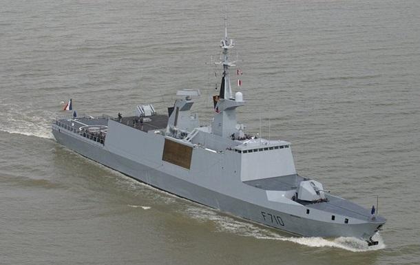 Французький ракетний фрегат-невидимка увійшов у Чорне море