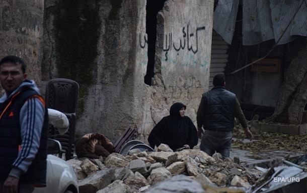 Авіаналіт на мечеть в Сирії: загинули понад 40 осіб