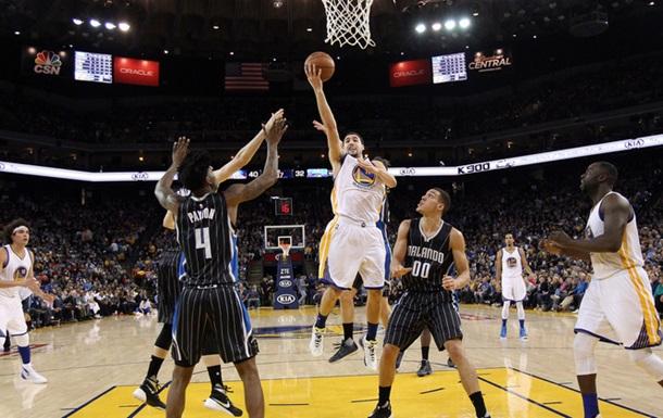 НБА: Голден Стейт розгромив Орландо, Клівленд обіграв Юту