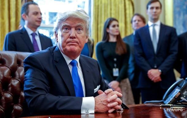 Трамп урізав бюджет Держдепу на третину
