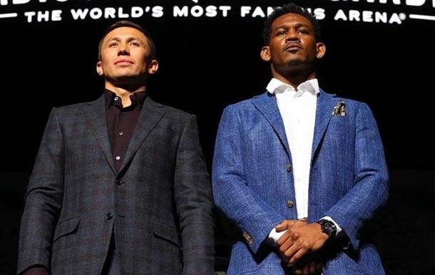 Головкін – Джейкобс: гонорари боксерів