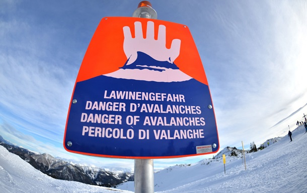 В Австрії лавина накрила групу лижників, є загиблі