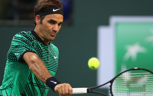 Федерер без бою пройшов у півфінал турніру в Індіан-Веллсі