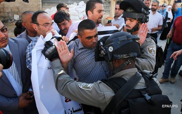 Ізраїльські військові застрелили палестинського підлітка