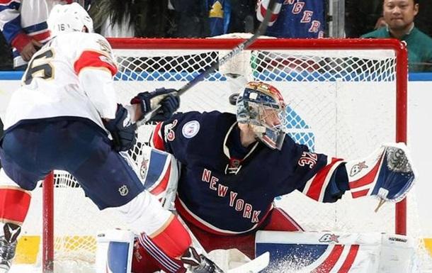 НХЛ: перемога Піттсбурга, поразка Рейнджерс від Флориди