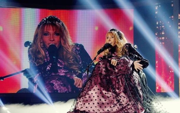 Самойлова про заборону виступати на Євробаченні: Це смішно